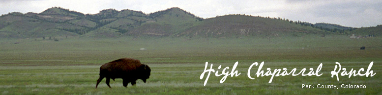 Colorado Ranch For Sale | High Chaparral Ranch