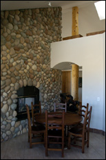 photo of kitchen dining area